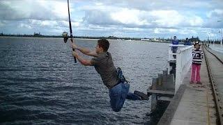 Funny fishing fails 2
