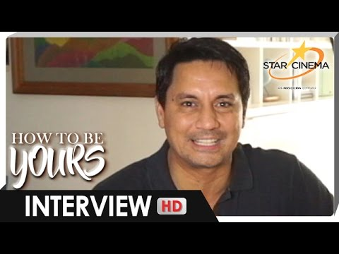 Interview | Richard Gomez | 'How To Be Yours'