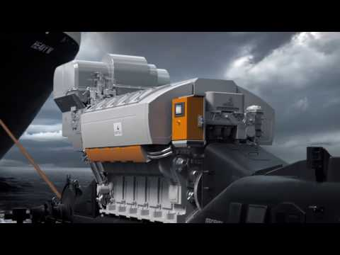 The Most Efficient 4-Stroke Engine in the World: The New Wärtsilä 31 | Wärtsilä