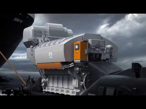 The Most Efficient 4-Stroke Engine in the World: The New Wärtsilä 31 | Wärtsilä