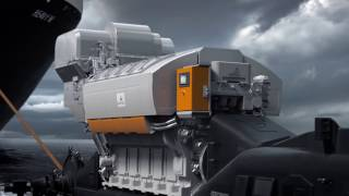 The New Wärtsilä 31 - The Most Efficient 4-Stroke Engine in the World