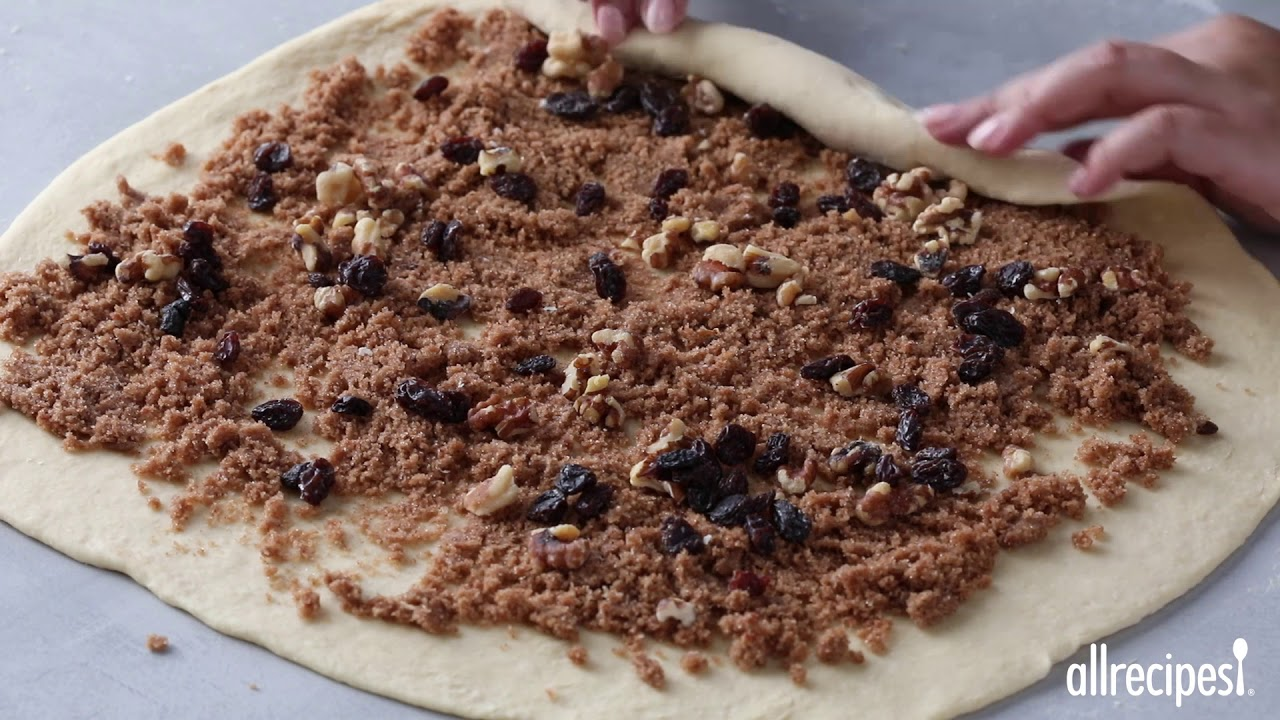Soft Moist And Gooey Cinnamon Buns Dessert Recipes Allrecipes Com Youtube