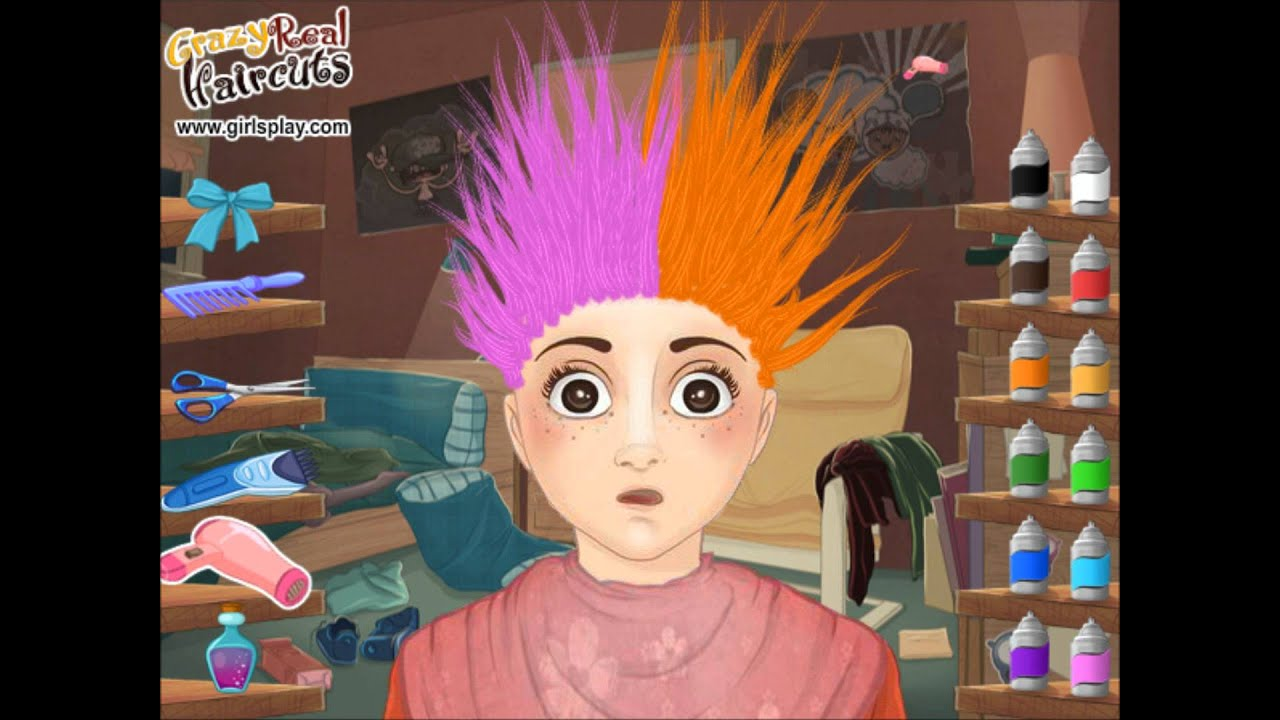 real haircuts games real haircuts 1354 | maxresdefault