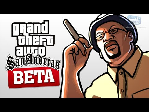 GTA San Andreas Beta Version and Removed Content - Hot Topic #11