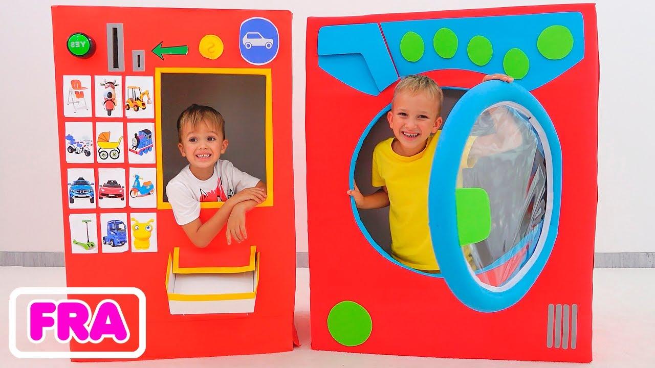 Download Vlad et Niki   nouvelles histoires amusantes sur les jouets