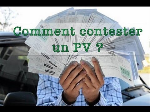 comment contester un pv youtube. Black Bedroom Furniture Sets. Home Design Ideas