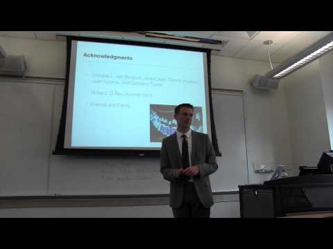 Jordan Pease Masters Thesis Defense | Colorado School of Mines