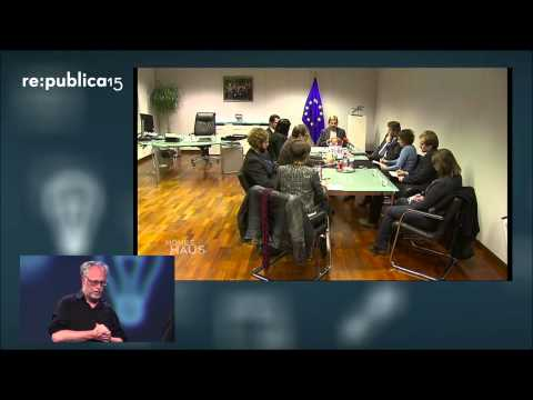 re:publica 2015 - maschek.findet.europa... on YouTube