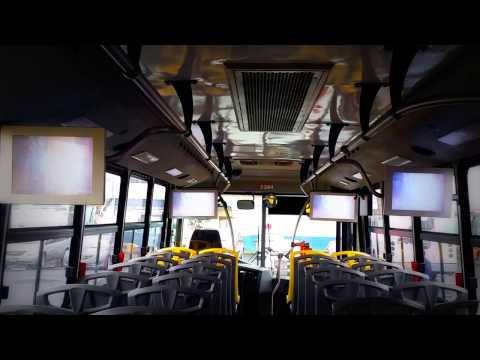 Demostración de Pantallas Digitales - Publicidad Transporte Urbano Monterrey