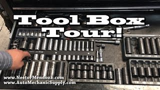 Tools  Every Mechanic Should Own Tour of my tool box