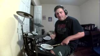 Its Raining Men Drum Cover