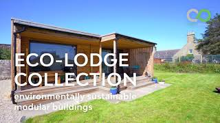 Introducing our Eco-Lodge Collection