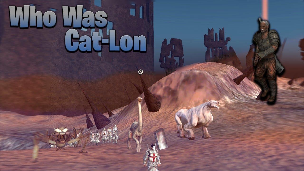 Kenshi Lore: Who Was Cat Lon