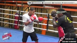 Video Devin Haney Boxing Phenomenon Demonstrate Explosiveness and Superior Speed download MP3, 3GP, MP4, WEBM, AVI, FLV April 2018