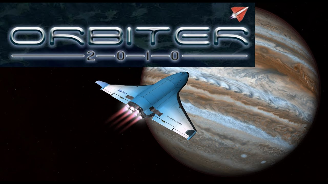 Download Orbiter 2010 - Learn With Me #1 (Part 1) - Mars to Jupiter in the XR5 Vanguard [TransX]