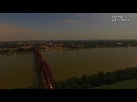 2017 Eclipse Looking Into Henderson Kentucky