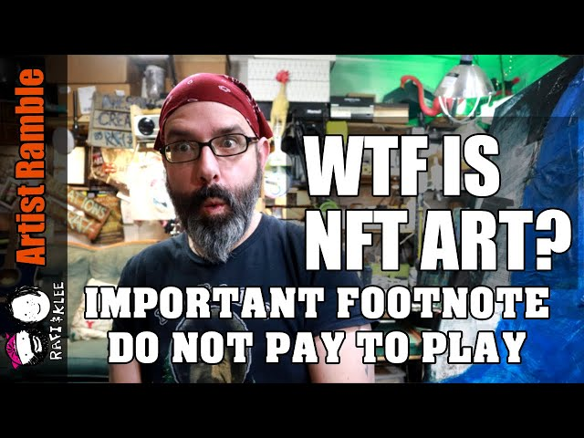 Do NOT Pay To Play - NFT Art - Important Footnote