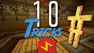 10 Armor Stand Tricks in Minecraft