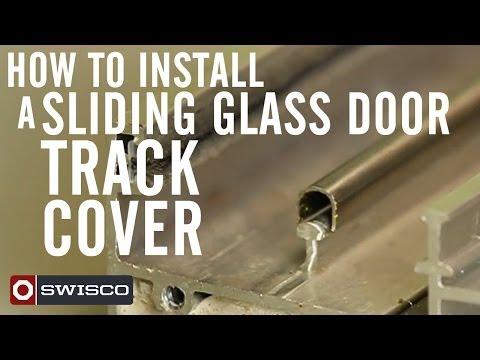 how to fix a sticking screen door