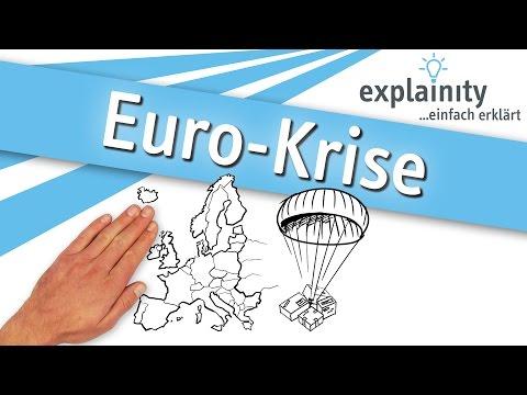 Euro-Krise einfach erklärt