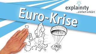 Euro-Krise einfach erklärt (explainity® Erklärvideo)