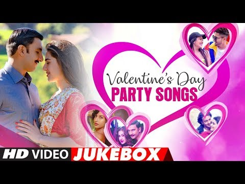 Valentine's Day Party Songs | Bollywood Party Songs | Video Jukebox | T-Series