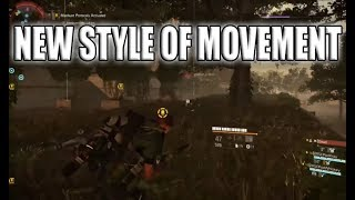 Movement in The Division 2 vs. The Division 1 (Why the change is needed)