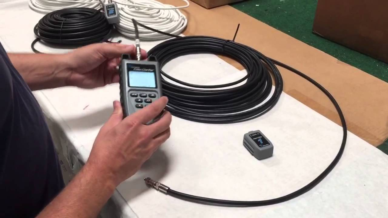 How To Test A Single Run Of Coax Or Jumper With The Clarifier Electrical Wiring Arawh