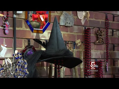 Wind through the Witch City with Spellbound Tours in Salem