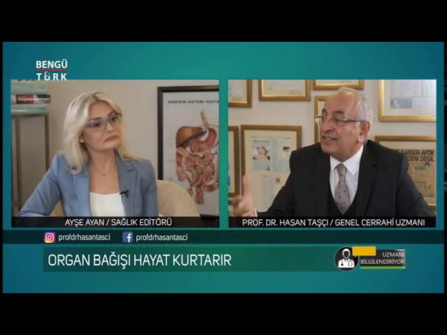 Karaciğer Kanseri Belirtileri Nelerdir? Prof. Dr. Hasan Taşçı bilgilendiriyor...