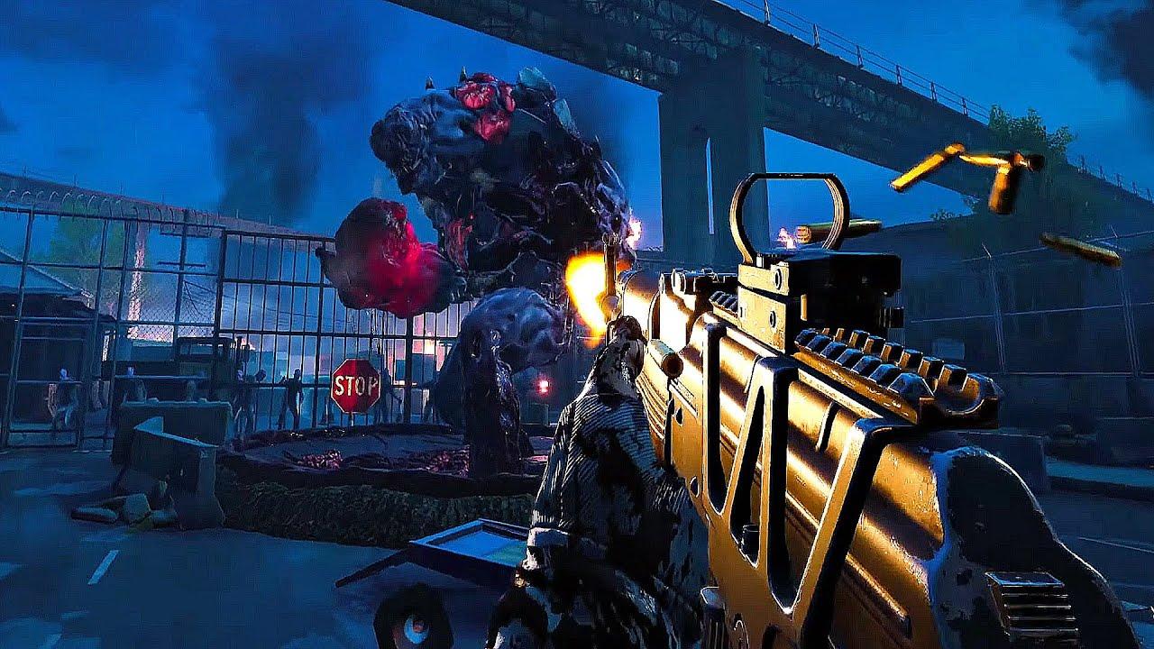 BACK 4 BLOOD - Gameplay Demo Walkthrough (Left 4 Dead 3) - YouTube