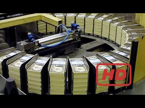 Science Documentary -  World's Biggest Money Factory