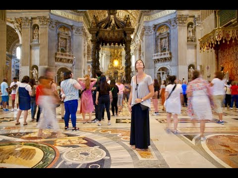 OUR 51st COUNTRY! | Touring the Vatican