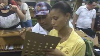 """Фабрика """"Garcia"""" - крупнейший в мире изготовитель сигар"""