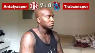 Antalyaspor 7-0 Trabzonspor Maç Özeti (13.05.2016)*