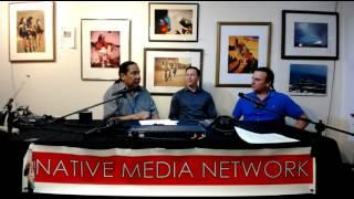 Harlan McKosato Show - Santa Fe Indian Market 2016 Clip 2