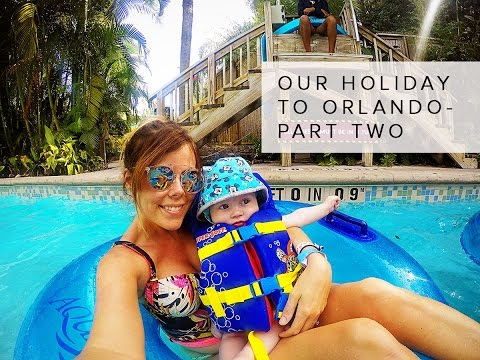A FAMILY HOLIDAY TO ORLANDO FLORIDA {PART TWO}