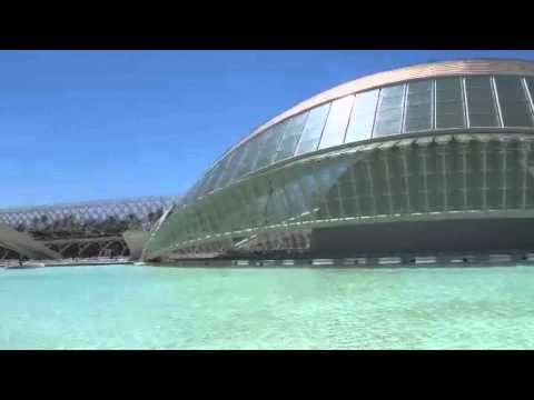 Valencia: Ciudad de las Artes y Ciencias