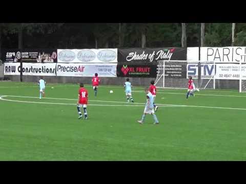 '(07/02/2016) APIA Leichhardt vs Sydney United (U9 Trial Game 2)