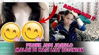 Gambar cover PRANK JADI JOMBLO 10 TAHUN DI OME.TV MALAH DAPET YG BEGINIAN TERUS!!