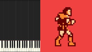 Castlevania | Stage Clear (NES) Synthesia
