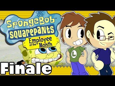 SpongeBob SquarePants: Employee of the Month: Jak & Lev - Finale
