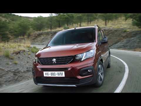 2018 Peugeot Rifter