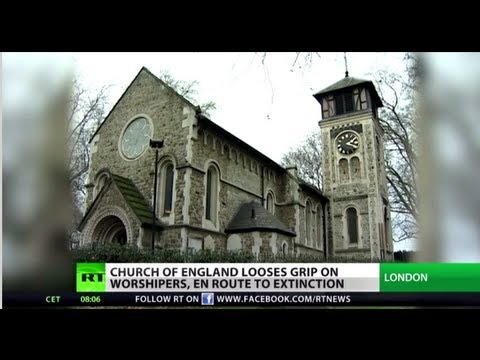 Leap of Faith: Church of England en route to extinction