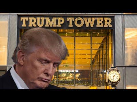 New York DA's Office Seizes Trump Tax Records from Daughter In Law of CFO within the Organizati