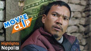हैट! झाँक्रिले डुबायो | New Nepali Movie KABADDI KABADDI Comedy Clip 2016/2073