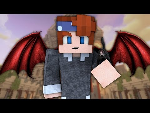 THE DRAGONKIN | THE ASCENDANTS | EP 1 (School of Supernatural Minecraft Roleplay) thumbnail