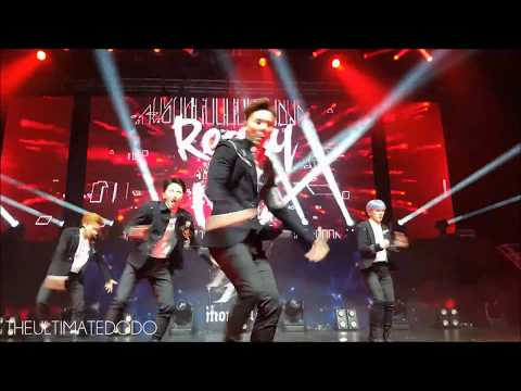 [FANCAM] 170716 Ready Or Not @ Monsta X Beautiful In Atlanta