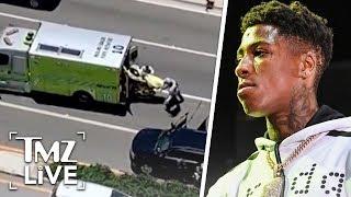 Rapper NBA Youngboy Shot At In Miami   TMZ Live