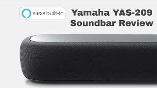 Yamaha YAS 209 Soundbar Review